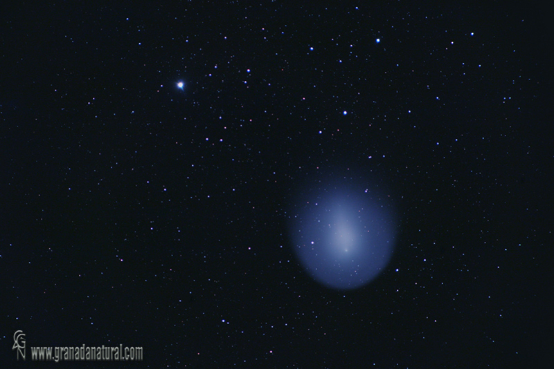 Cometa 17P/Holmes