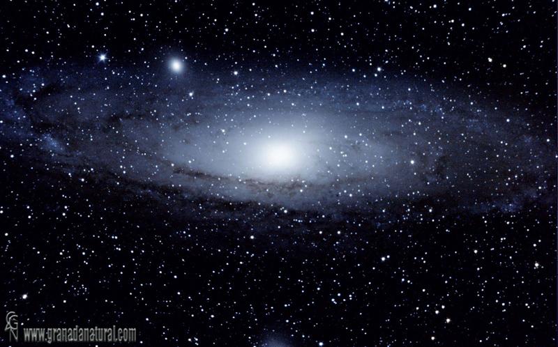 Galaxia de Andrómeda M-31