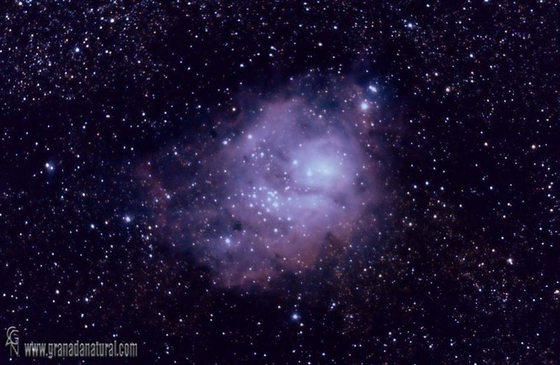 Nebulosa de la Laguna M-8