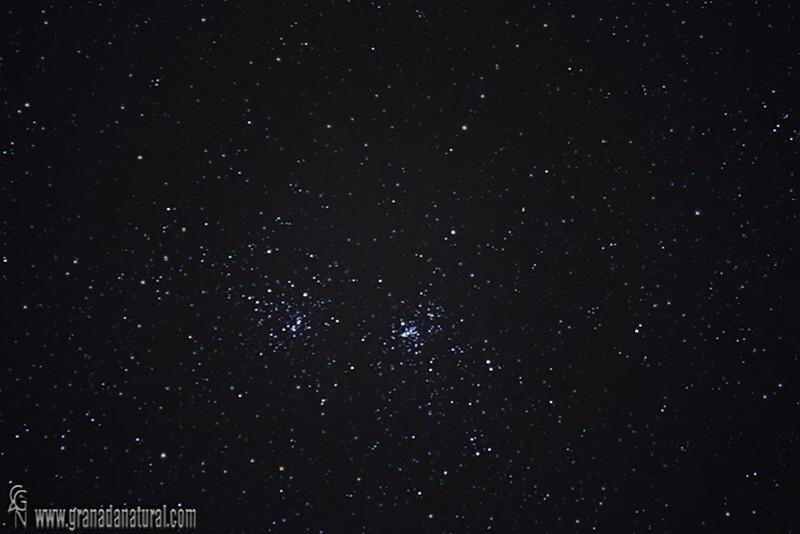 Doble cúmulo de Perseo NGC 869 y NGC 884