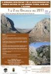 II Jornadas Geológicas y de la Geodiversidad del Parque Natural de Sierras Tejeda, Almijara y
