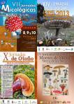 Actividades de Granada Natural en diferentes Jornadas Micológicas