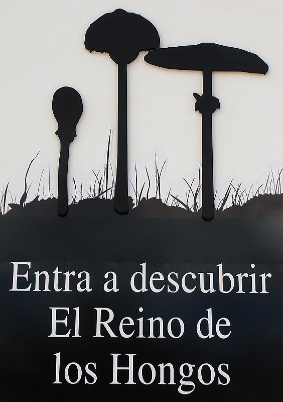 Granada natural for Jardin micologico la trufa