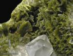 Epidota variedad clinozoisita
