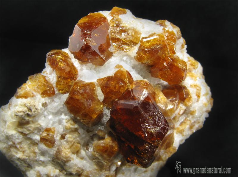 Granate Andradita