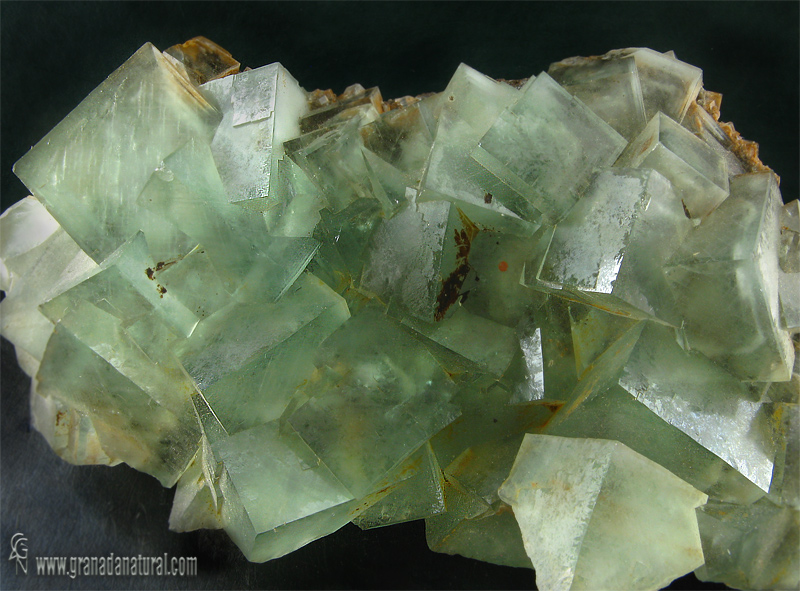 Fluorita verde