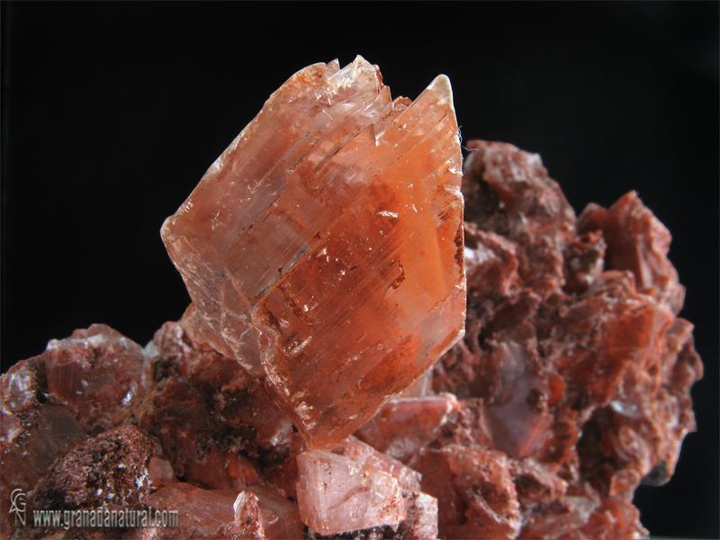 cristal de yeso