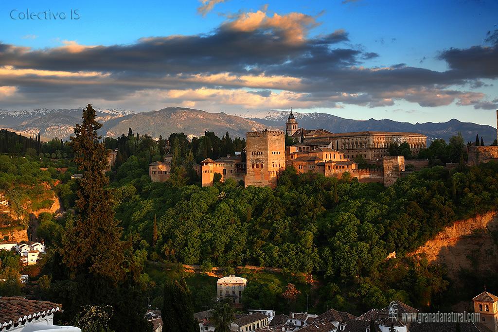 La Alhambra desde San Nicol�s