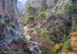 Barranco de los Castillejos ( Sierra Lújar). Paisajes de Granada