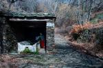 Lavadero de la Fuente Escardá ( Capilerilla). Fuentes de la Alpujarra