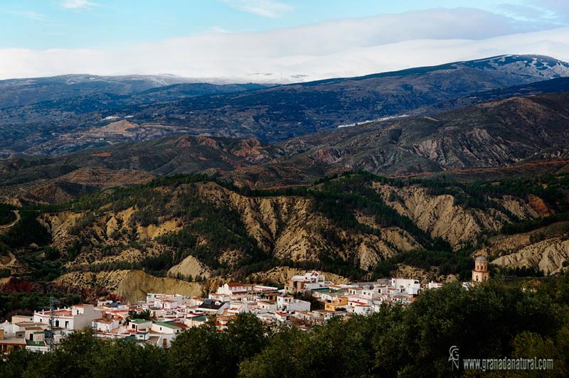 Alcolea. Pueblos de la Alpuajarra almeriense