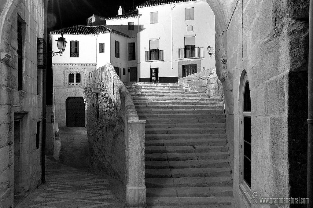 Casa de la Inquisición 2. Paisajes de Granada