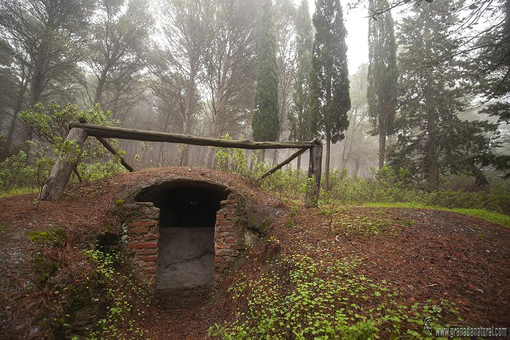 Aljibe del cortijo Alcantara. Patrimonio cultural de Motril