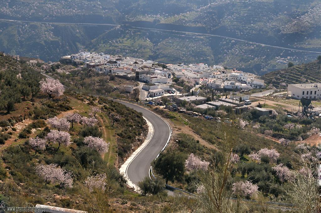 Almegíjar. Pueblos de Granada