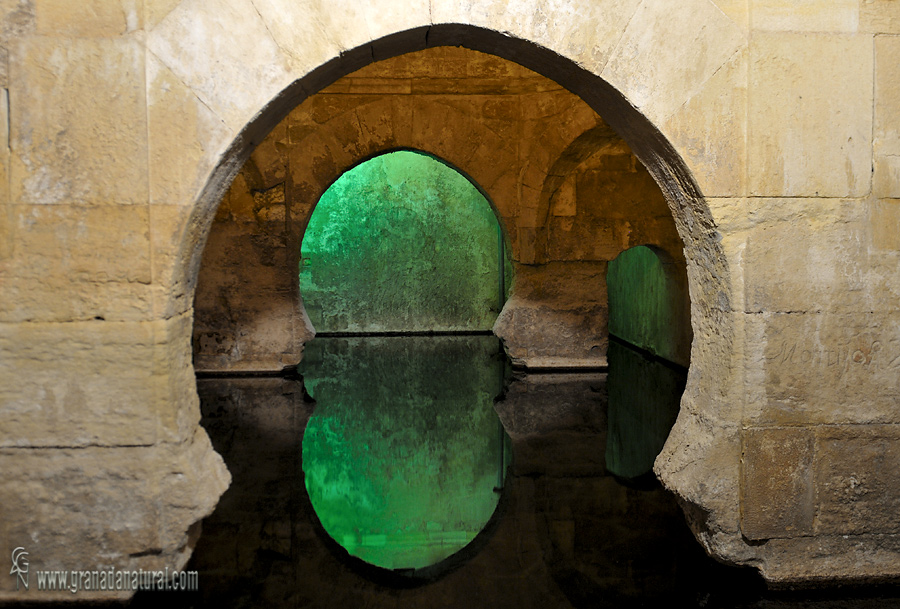 Granada natural balneario de alhama de granada - Banos de alhama de granada ...