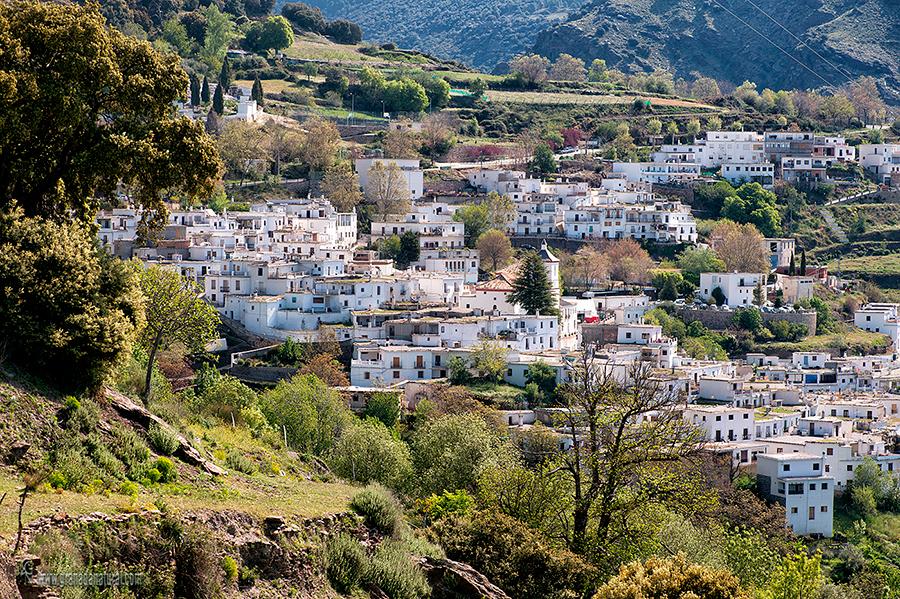 Busquístar. Pueblos alpujarreños. Ruta medieval de la Alpujarra