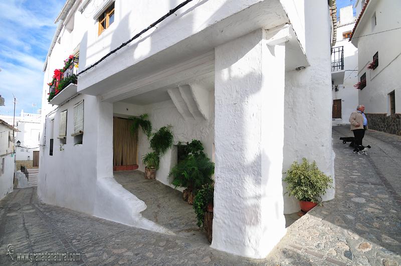 Rincón de Guájar Faragüit . Arquitectura popular granadina. Pueblos de Granada