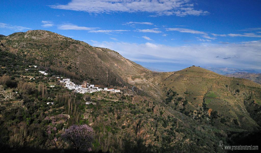 C�staras. Pueblos de la Alpujarra