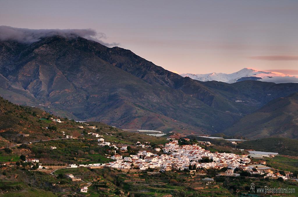 Gualchos. Pueblos de Granada. Alpujarra del mar.