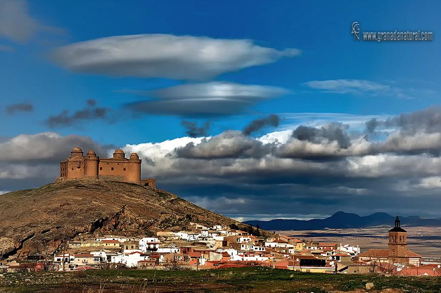 La Calahorra y el Castillo. Pueblos de Granada