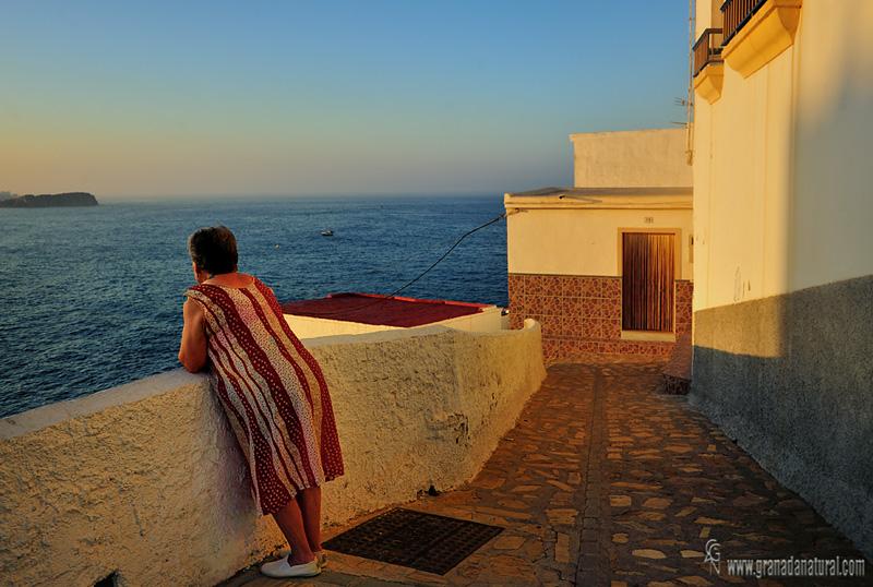 Esencia del Mediterráneo en la Caleta de Salobreña