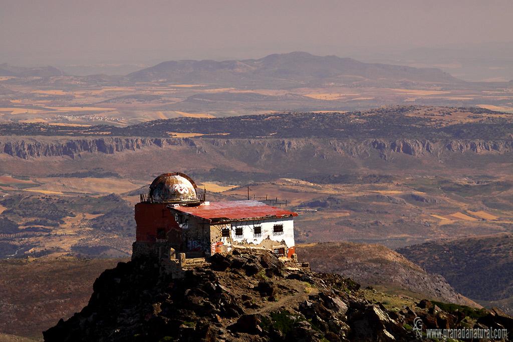 Observatorio astronómico Mojón del Trigo.