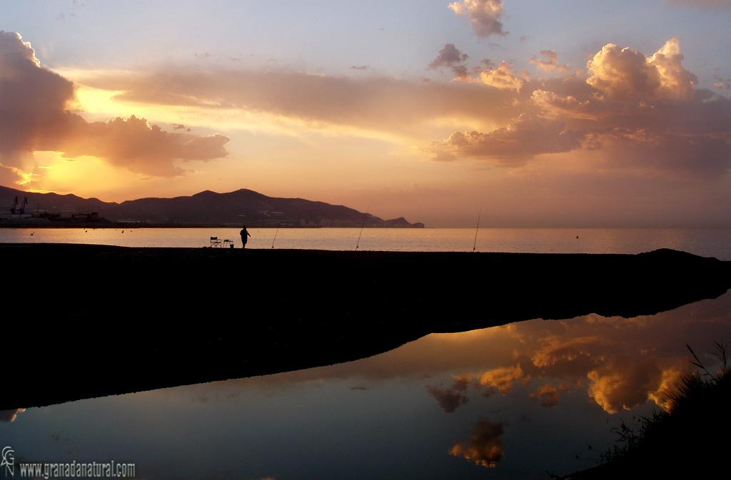 Costa Tropical. Playa de Poniente (Motril). Granada natural