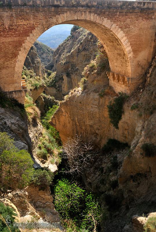 Puente de Tabalata  (Valle de Lecrín)