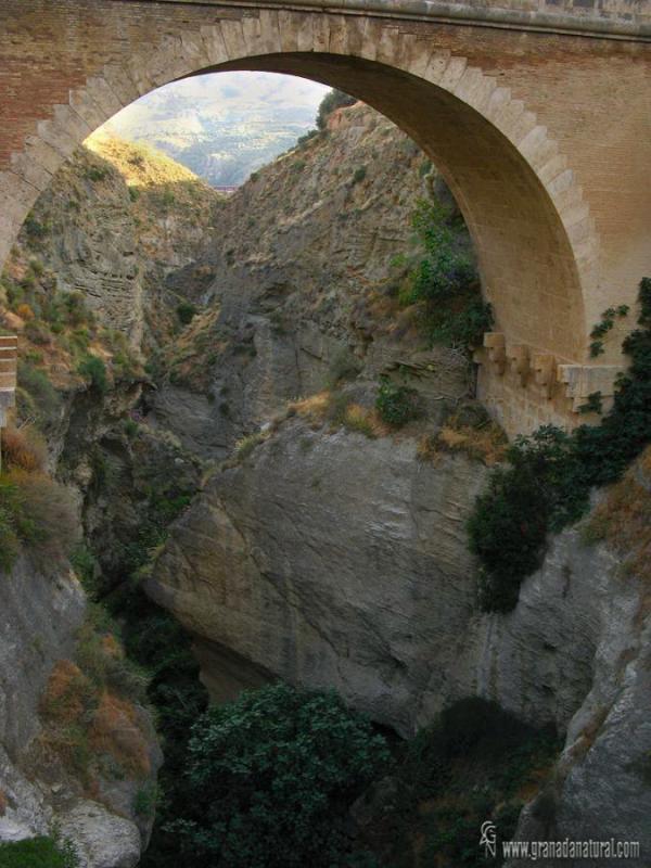 Puente nuevo de Tablate