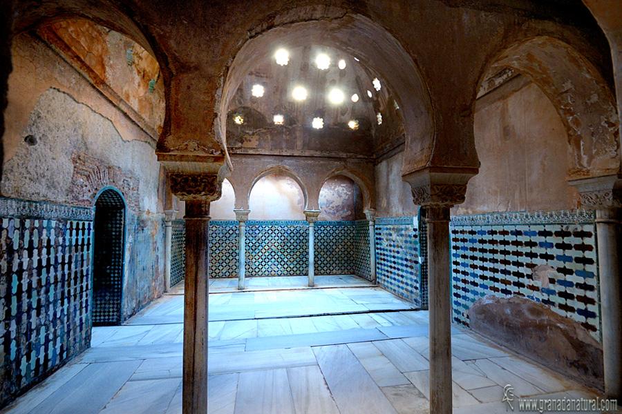 Attractive Baños Del Rey O Del Hamman . Alhambra De Granada
