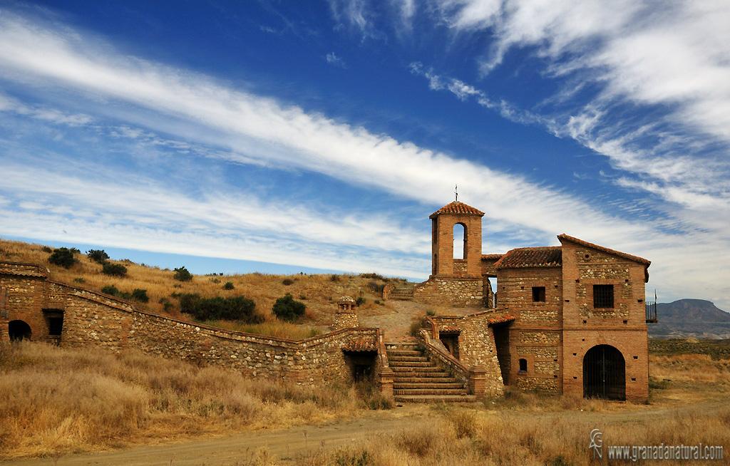 Santuario Diocesano San Torcuato en Face Retama (Guadíx).