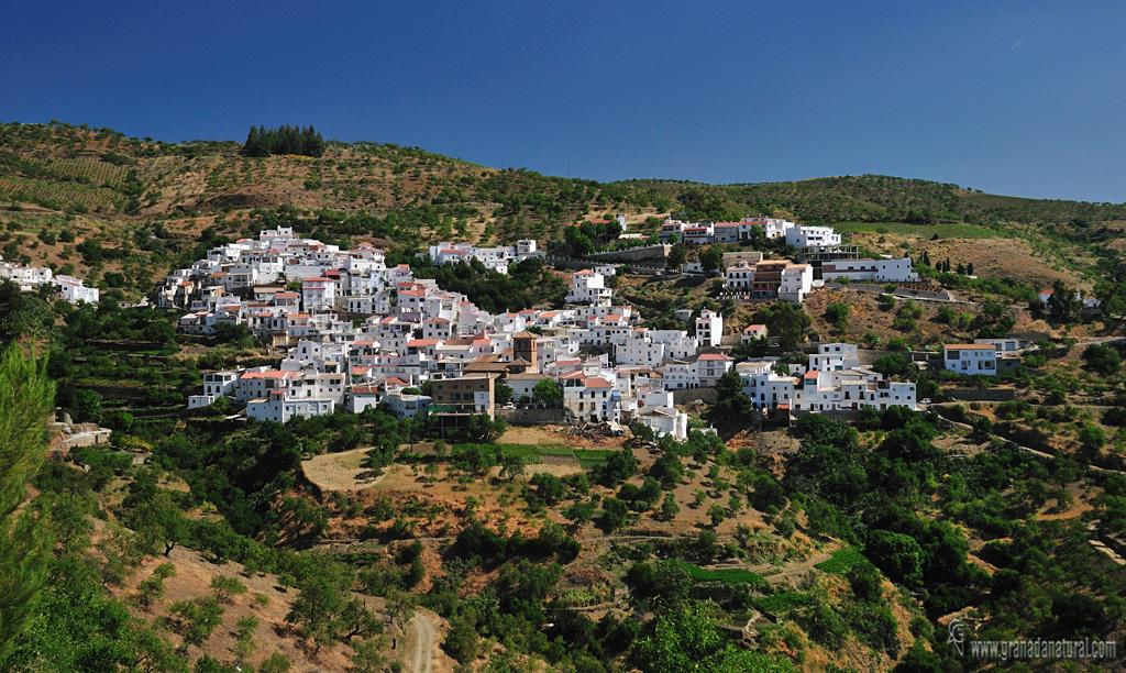Sorvil�n. Pueblos de Granada