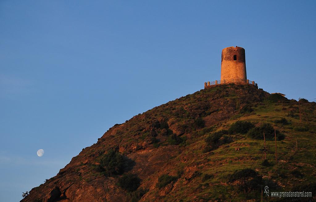 Torre de Cáutor ( La Mamola)