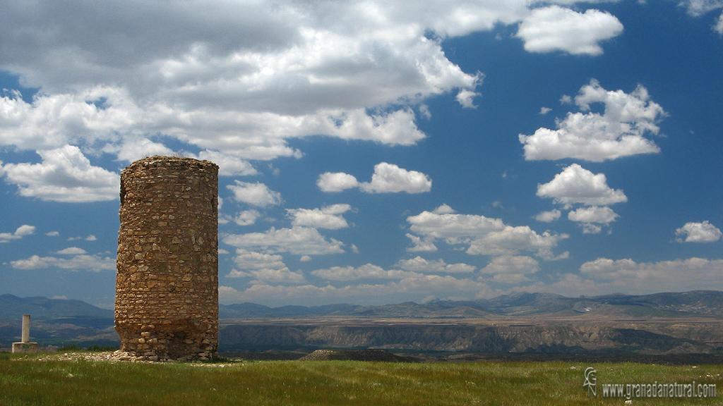 Torre de Guajar 1 Monumentos Granada Natural